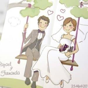 Invitatii Nunta Si Botez 2 In 1 Nunta Si Botez 2 In 1 Indigo Cards