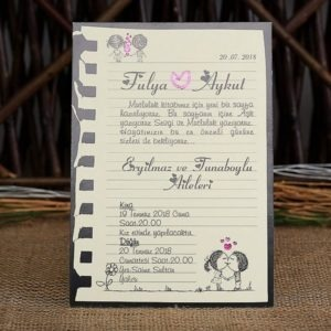 Invitatii Nunta Si Botez Marturii Nunta Indigo Cards