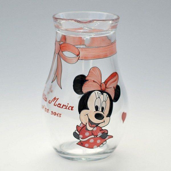 Cana Pentru Botez Minnie Mouse C11 Indigo